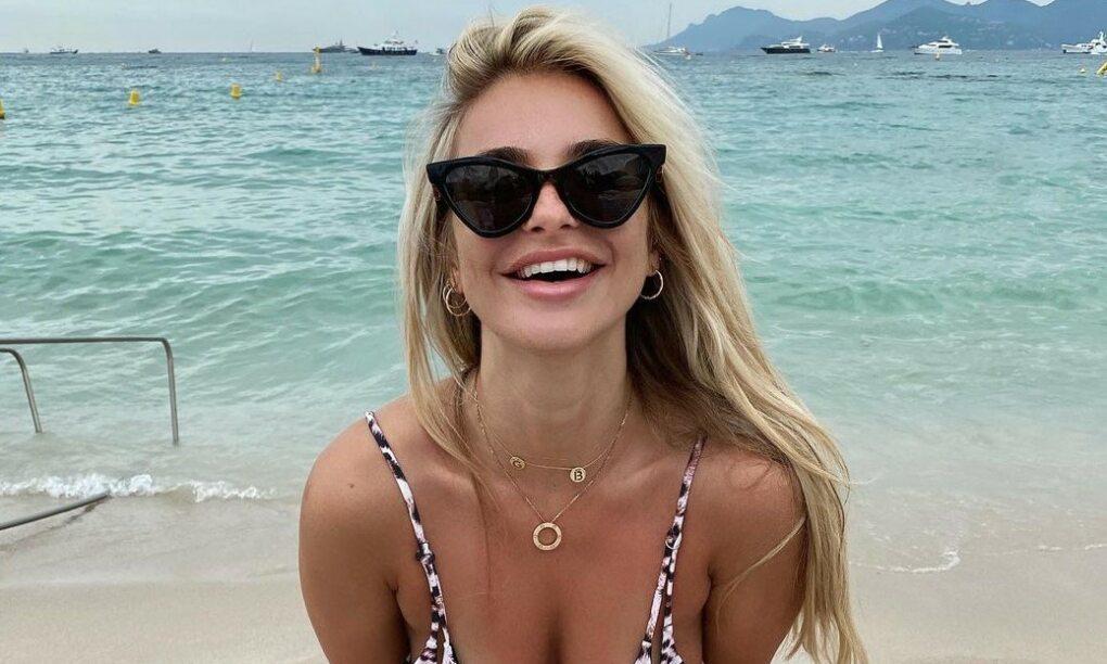 Gaby Blaaser bikini foto Instagram