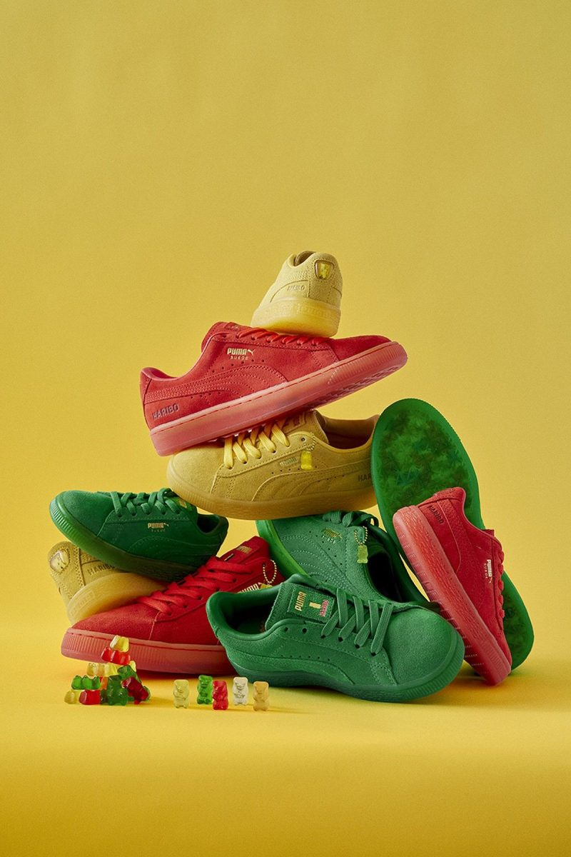Haribo x Puma, sneakers