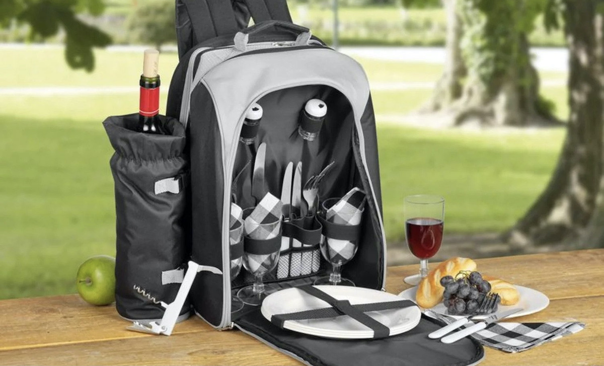lidl picknick-rugtas