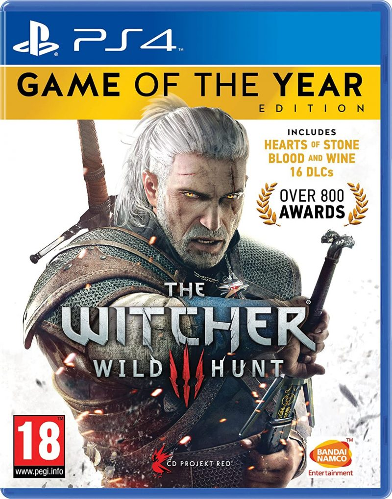 the, witcher