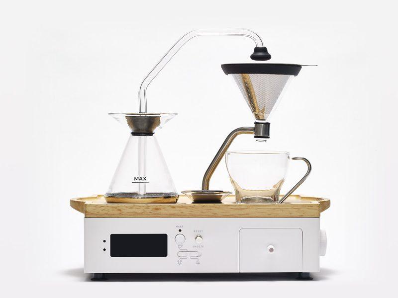 barisieur koffiezetapparaat