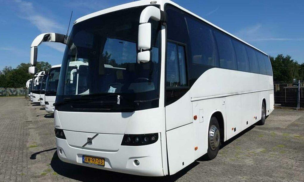 bussen, defensie, touringcar