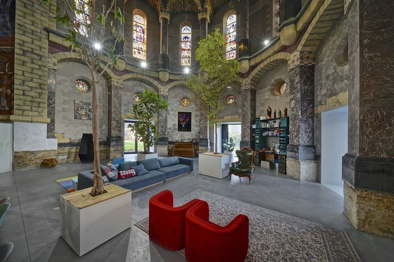 Funda kerk Maastricht