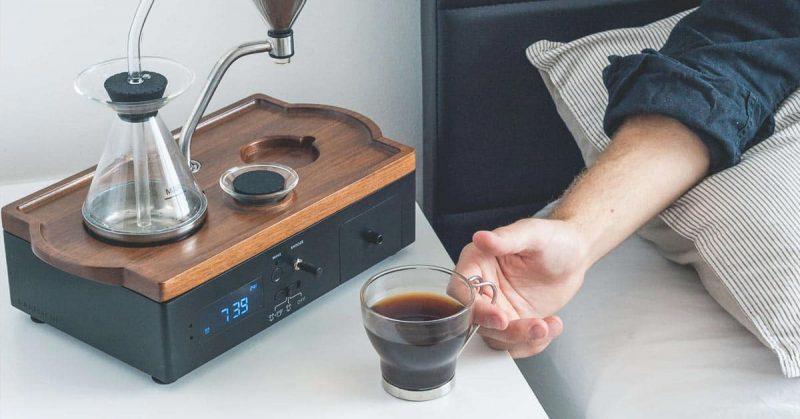 koffiezetapparaat barisieur