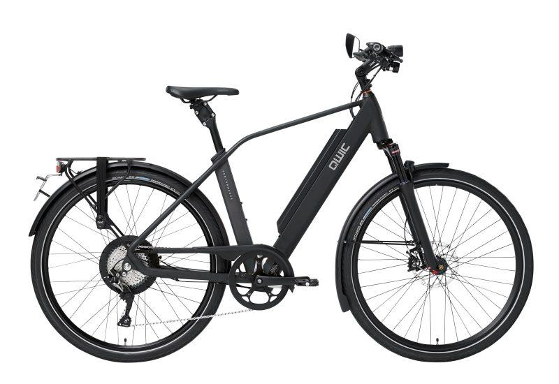 QWIC RD11 review elektrische fiets