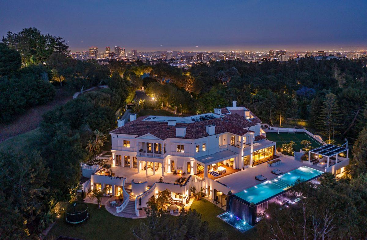 Reinout Oerlemans verkoopt zijn villa voor gigantisch bedrag aan The Weeknd