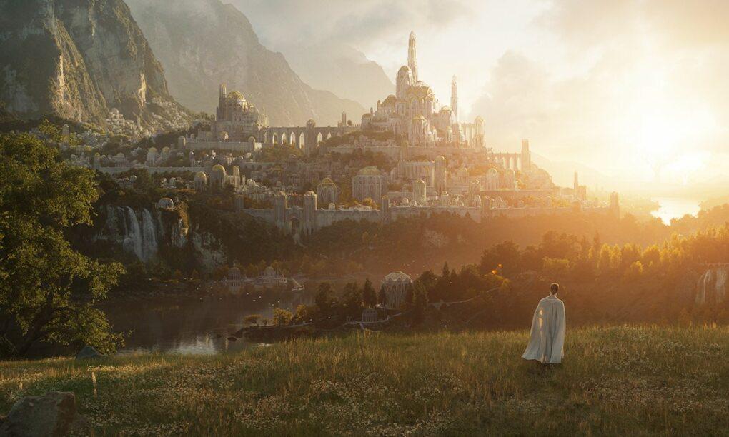 Releasedatum van Amazon's Lord Of The Rings