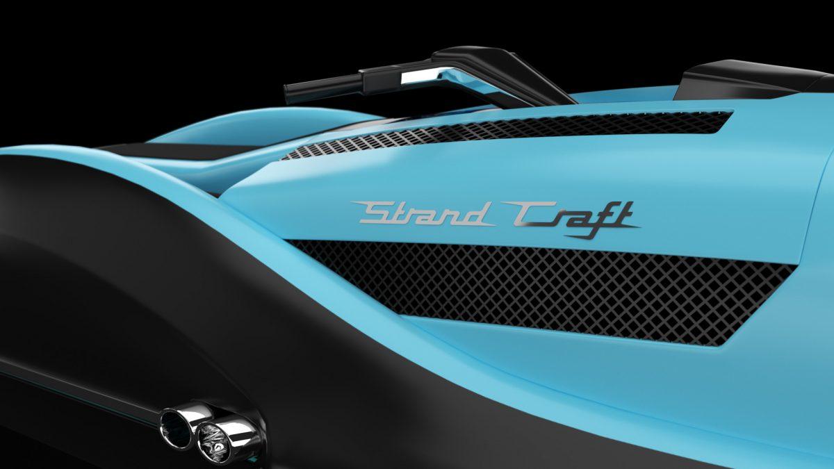 Strand Craft V8 Daytona GT een waterscooter met 600pk V8-motor - 1