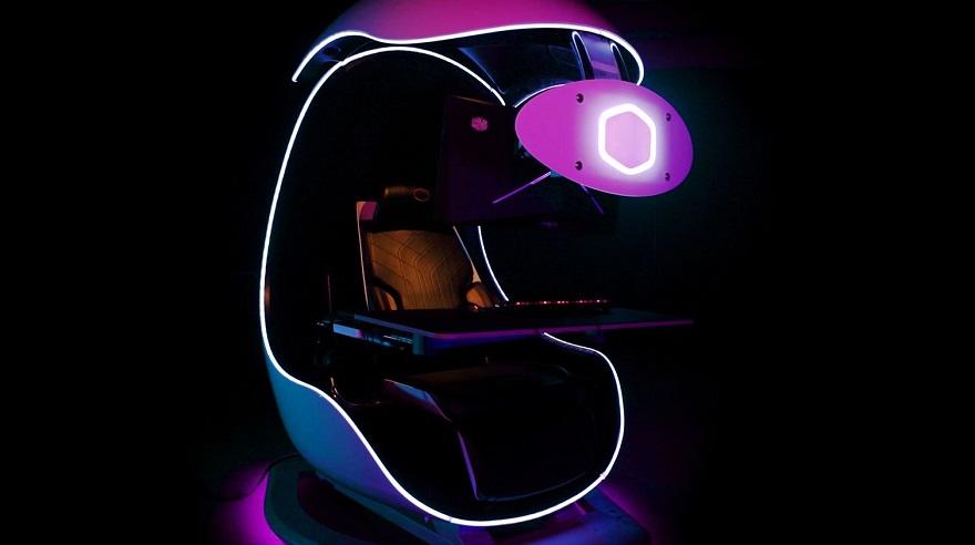 Gamestoel Cooler Master Orb X Gamepod