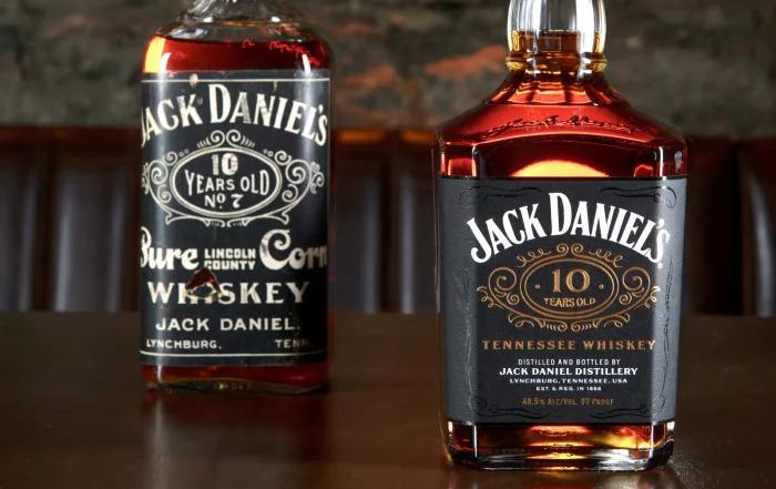 jack daniels 10 year