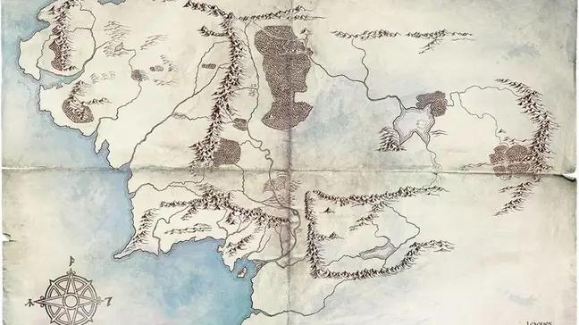 Amazon's lord of the rings verhaallijn