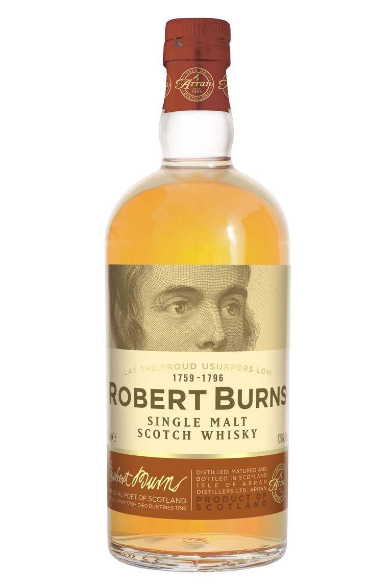 scotch whisky Arran Robert Burns Single Malt Scotch Whisky