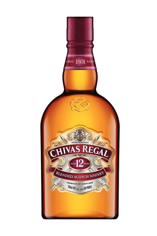 scotch whisky Chivas Regal Chivas 12
