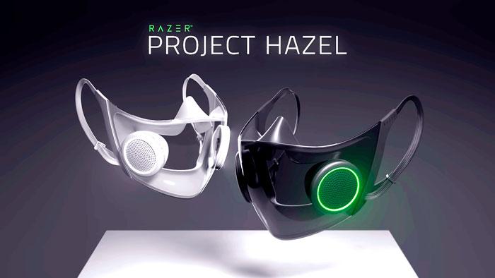 slimme mondkapje razer project hazel1