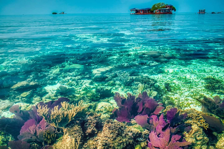 Airbnb prive eiland Belize 4