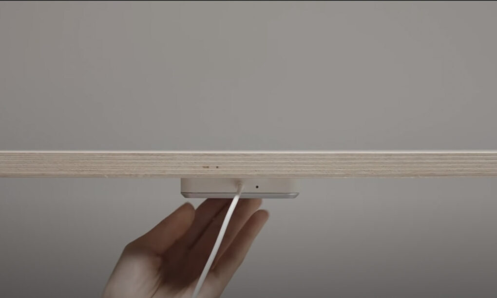 Ikea Sjömärke oplaadstation draadloos opladen