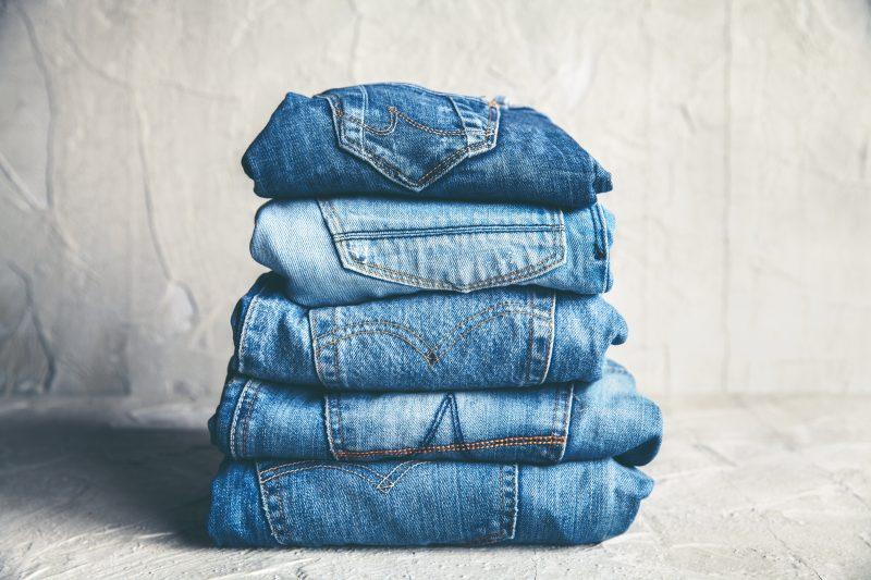 Kleding wassen tips spijkerbroeken jeans