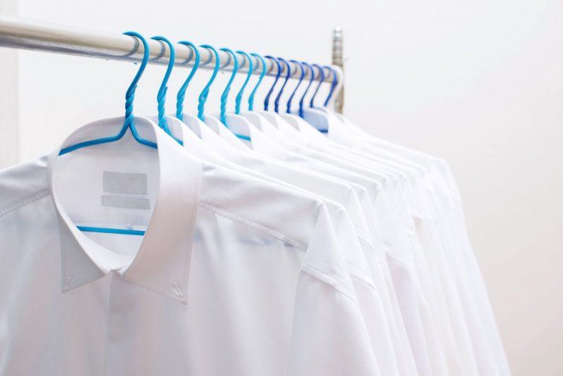 Kleding wassen tips overhemden