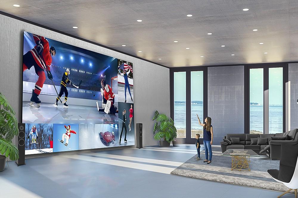 LG Extreme Home Cinema