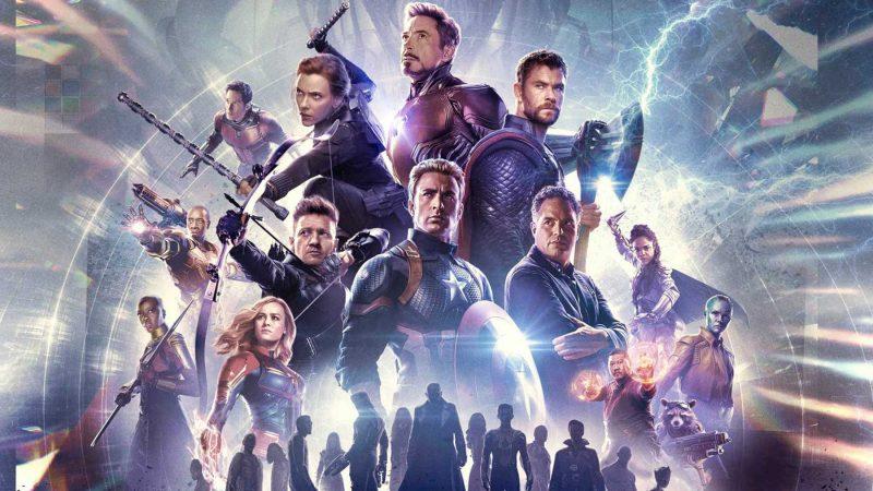 Marvel Cinematic Universe films en series
