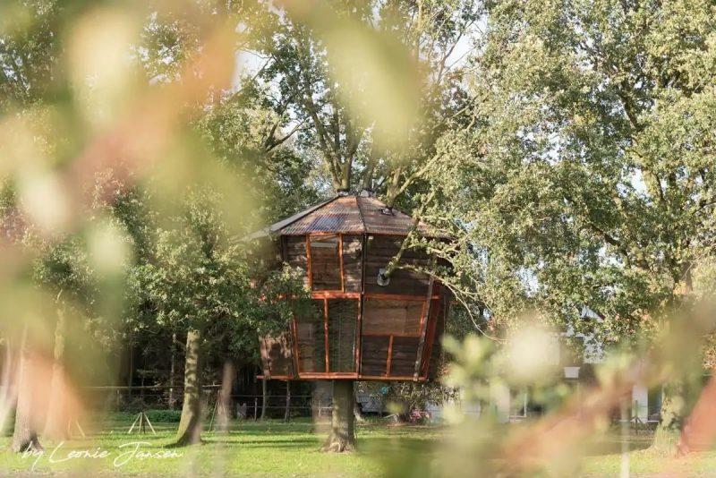 boomhut airbnb 1