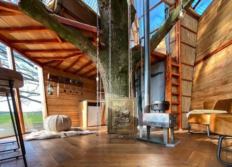 boomhut airbnb 2