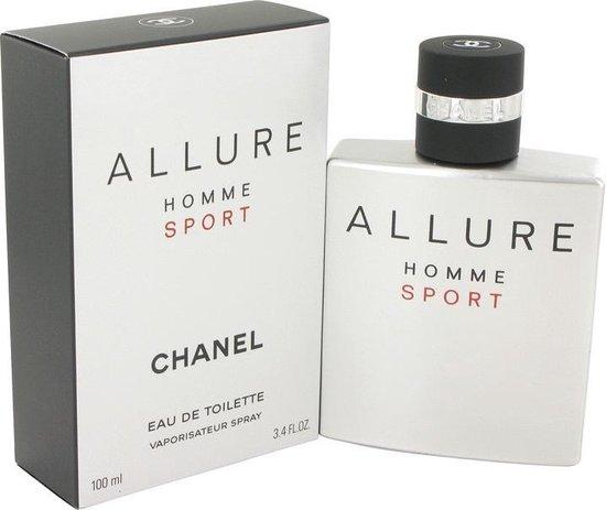 Heren parfum Chanel Allure Homme Sport