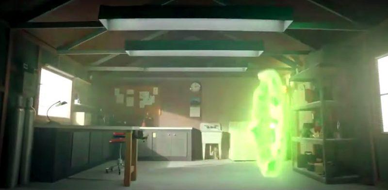 rick and morty korte teaser van 15 seconden