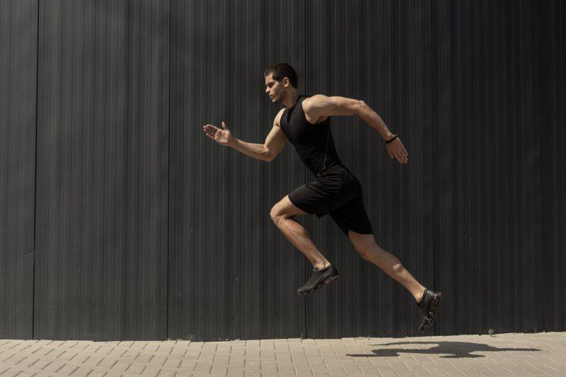 calorieën verbranden afvallen High intensity interval training (HIIT)