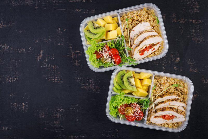 spiermassa opbouwen meerdere maaltijden per dag
