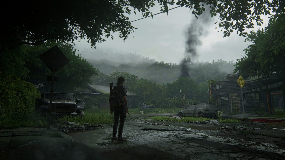 the last of us serie