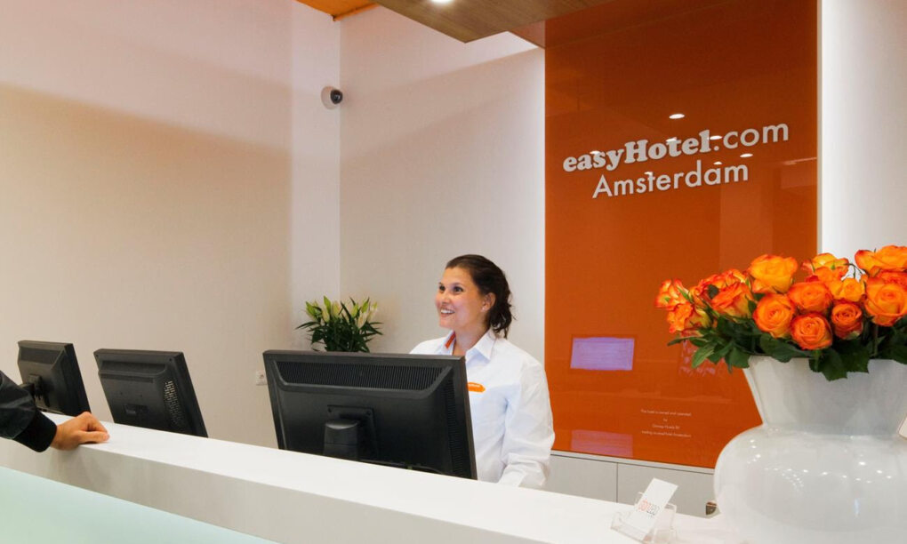 easyhotel actie amsterdam