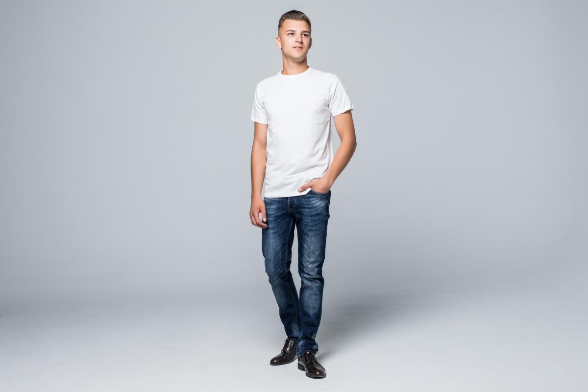 heren straight fit jeans kopen