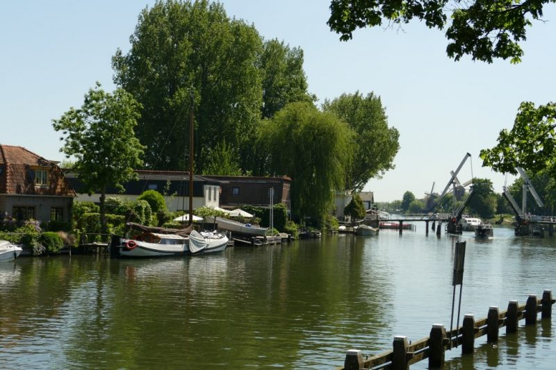 Rivier de Vecht boot huren Utrecht